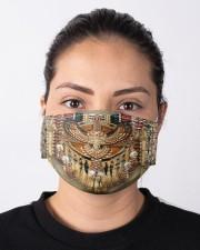 Native Owl Cloth face mask aos-face-mask-lifestyle-01