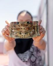 Native Owl Cloth face mask aos-face-mask-lifestyle-07