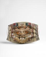 Native Owl Cloth face mask aos-face-mask-lifestyle-22