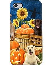 Pumkin Labrador Phone Case i-phone-8-case