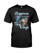 Happiness Is Flying With Your Own Wings Classic T-Shirt front