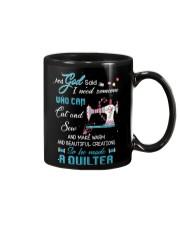 He Made A Quilter Mug thumbnail