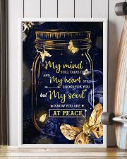Butterfly My Mind Still Talk To You 11x17 Poster lifestyle-poster-4