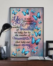 For Butterfly Lovers 11x17 Poster lifestyle-poster-2