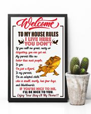 Welcome To My House Rules 11x17 Poster lifestyle-poster-8