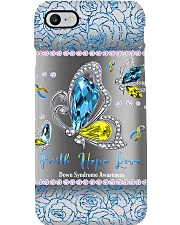Down Syndrome Awareness  Phone Case i-phone-7-case