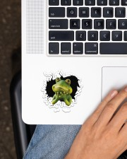 Frog  Sticker - Single (Vertical) aos-sticker-single-vertical-lifestyle-front-11