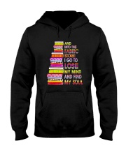 And Into The Fabric Store Hooded Sweatshirt thumbnail