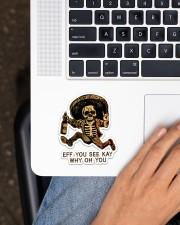 Skull Eff You See Kay Sticker - Single (Vertical) aos-sticker-single-vertical-lifestyle-front-11