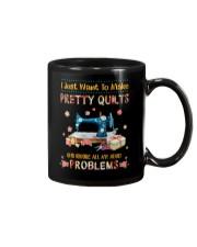 I Just Want To Make Pretty Quilts Mug thumbnail