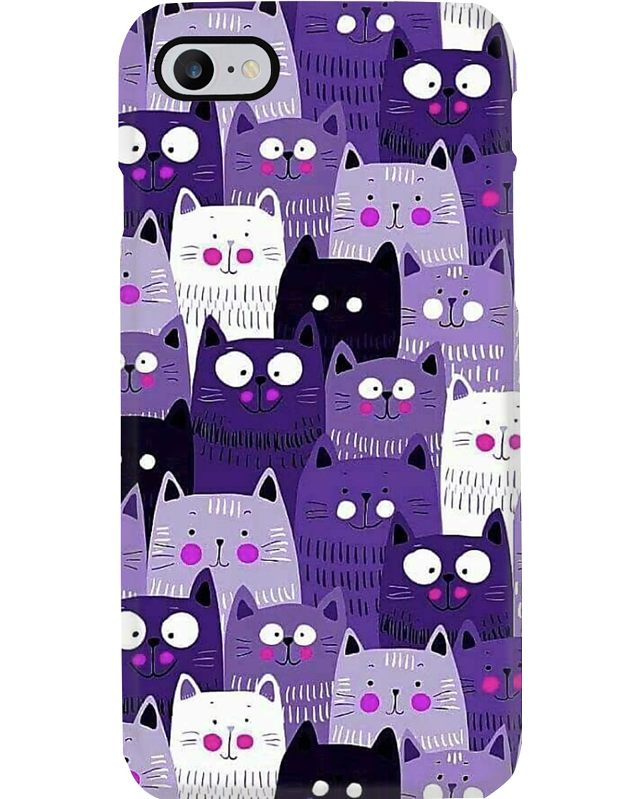 For Cat Lovers Phone Case
