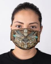 Native Eagle Cloth face mask aos-face-mask-lifestyle-01