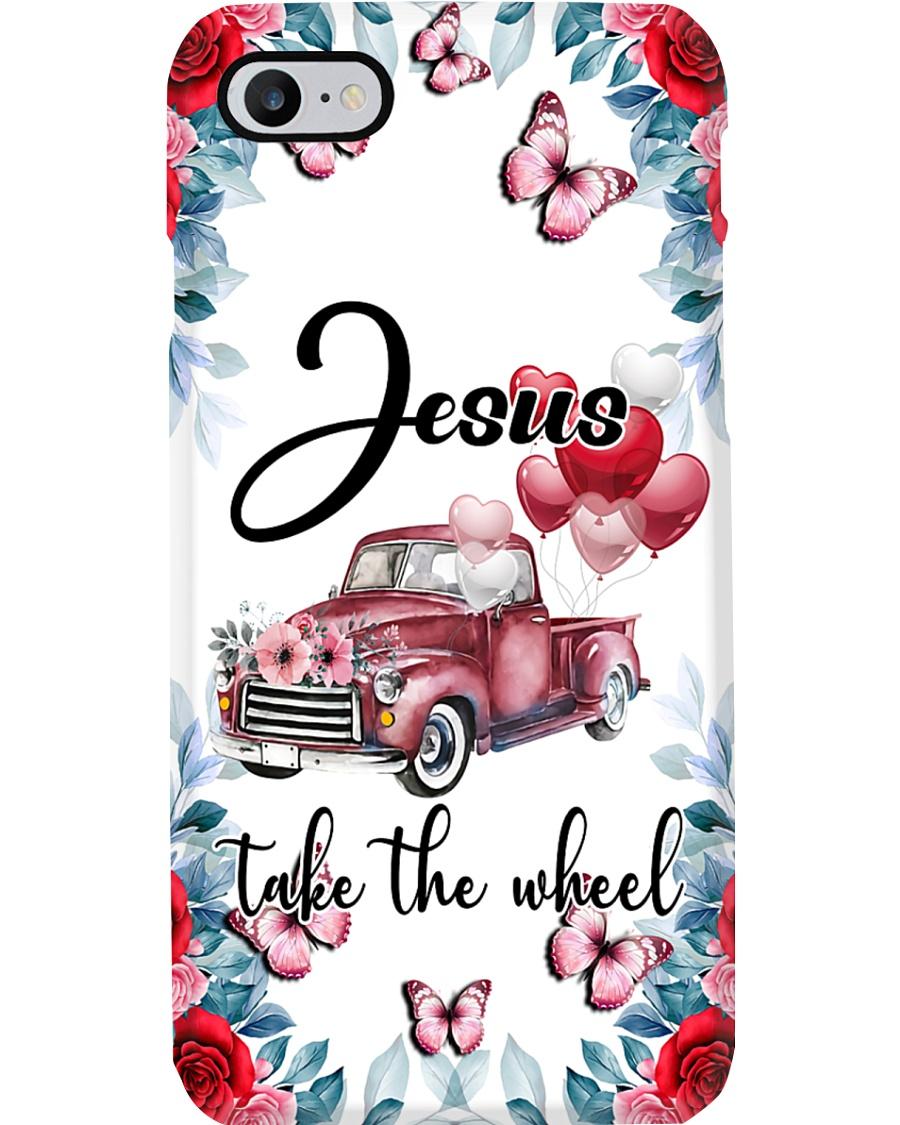Jesus Take The Wheel Phone Case
