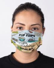 Fishing Flip Flops Girl NTV Cloth face mask aos-face-mask-lifestyle-01