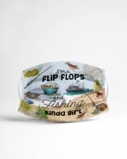 Fishing Flip Flops Girl NTV Cloth face mask aos-face-mask-lifestyle-22