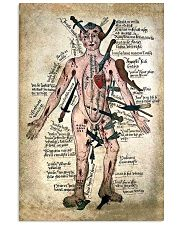 Occult Anatomy  11x17 Poster front