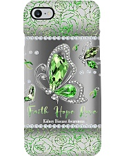 Kidney Disease Awareness Phone Case i-phone-8-case