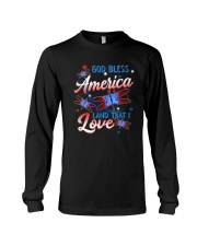 God Bless America Long Sleeve Tee thumbnail