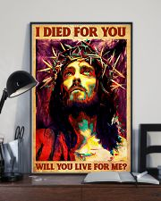 Jesus I Died For You 11x17 Poster lifestyle-poster-2