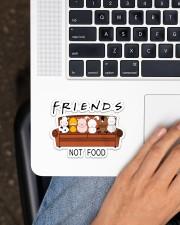 Vegan  Sticker - Single (Horizontal) aos-sticker-single-horizontal-lifestyle-front-11