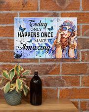Hippie Make It Amazing NTV 17x11 Poster poster-landscape-17x11-lifestyle-23
