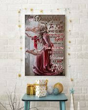 Jesus Daughter Of The King 11x17 Poster lifestyle-holiday-poster-3