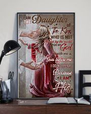 Jesus Daughter Of The King 11x17 Poster lifestyle-poster-2