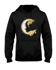 For Sloth Lovers Hooded Sweatshirt thumbnail