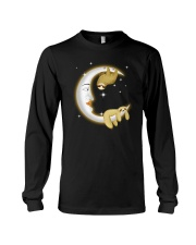 For Sloth Lovers Long Sleeve Tee thumbnail