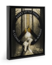 Every Little Thing 11x14 Black Floating Framed Canvas Prints thumbnail