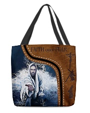For Jesus Lovers All-over Tote front