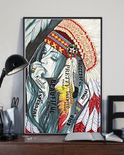 Native I Am Poster 11x17 Poster lifestyle-poster-2