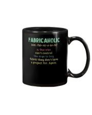 Fabricaholic Mug thumbnail