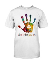 Love What You Do Classic T-Shirt thumbnail