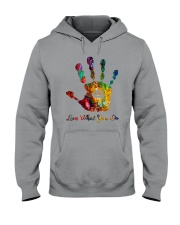 Love What You Do Hooded Sweatshirt tile
