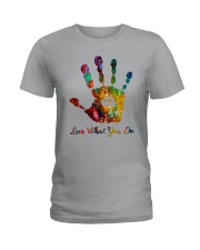 Love What You Do Ladies T-Shirt thumbnail