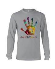 Love What You Do Long Sleeve Tee thumbnail