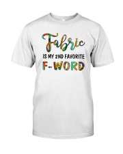 Fabric Classic T-Shirt front