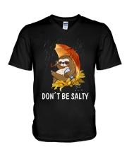 Don't Be Salty V-Neck T-Shirt thumbnail