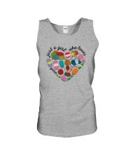 Just A Girl Who Loves Yarn Unisex Tank thumbnail