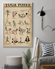 Yoga Poses  11x17 Poster lifestyle-poster-1