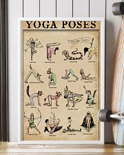 Yoga Poses  11x17 Poster lifestyle-poster-4