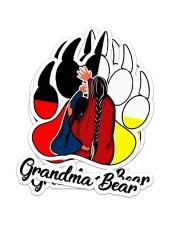 Native Grandma Bear Sticker - 2 pack (Vertical) thumbnail