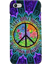 Hippie Little Things  Phone Case i-phone-8-case