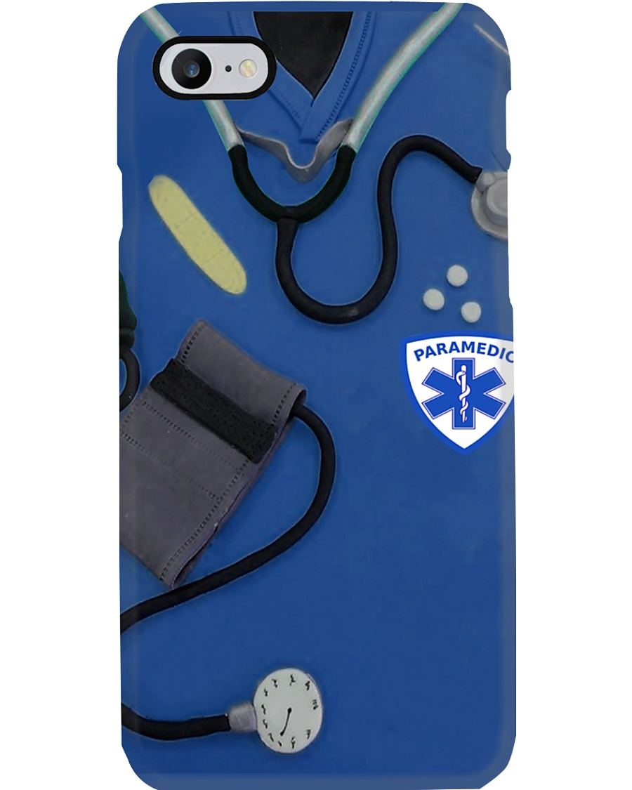 Paramedic Custome PC Phone Case