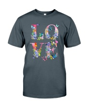Love Butterflies Classic T-Shirt tile