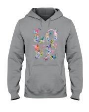 Love Butterflies Hooded Sweatshirt thumbnail
