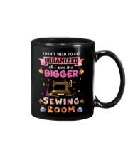 All I Need Is A Bigger Sewing Room Mug thumbnail
