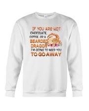 For Pogona Lovers Crewneck Sweatshirt thumbnail