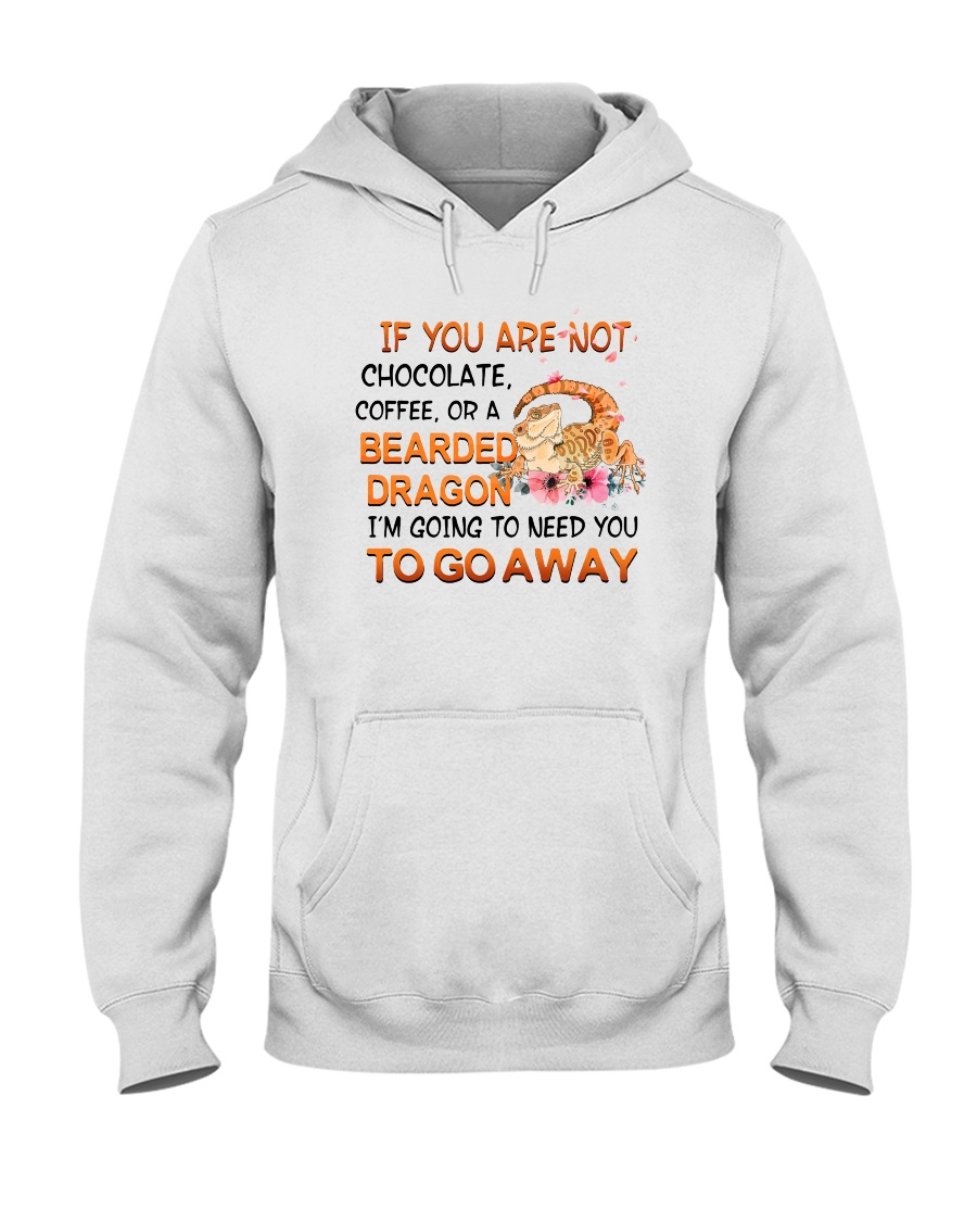 For Pogona Lovers Hooded Sweatshirt